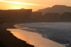 November 29th 2015, 17:25  Donostia, La Zurriola beach