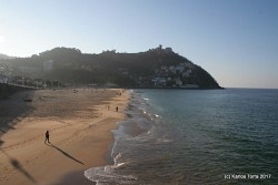 March 16th 2017, 17:53  Donostia, Ondarreta beach