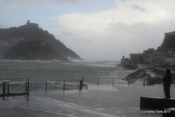 December 27th 2017, 10:32  Donostia, Nautic club