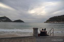 March 4th 2018, 18:14  Donostia, La concha beach